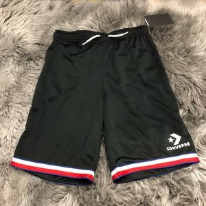 Converse Basketball Shorts: Black (PM1632)